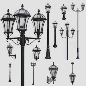 Уличные фонари 1026, 2064
