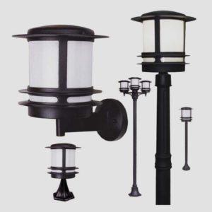 Уличные фонари 1032