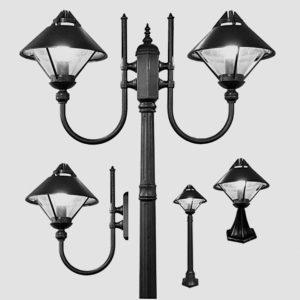 Уличные фонари 1033