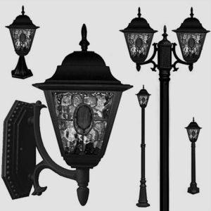 Уличные фонари 1169