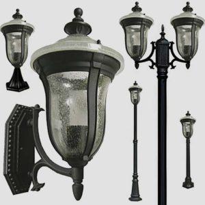 Уличные фонари 1172