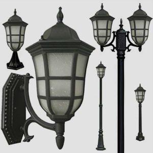Уличные фонари 1173