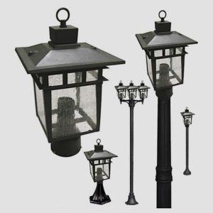 Уличные фонари 1174