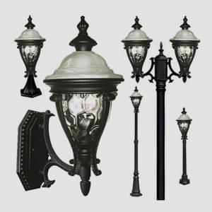 Уличные фонари 1180
