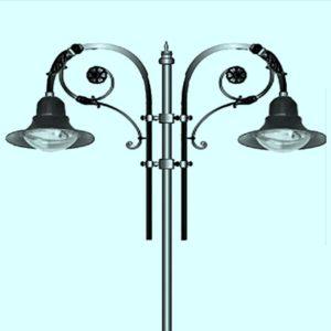 Уличные фонари 2206