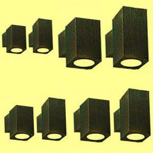 Уличные светильники 5348, 5350, 5346, 5344, 5412, 5413, 5354, 5356