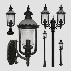 Уличные светильники на столб 1179