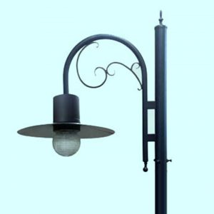 Уличные светильники на столб 2540