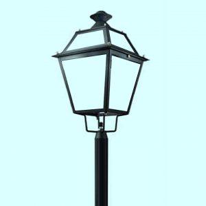 Уличные светильники на столб 2826