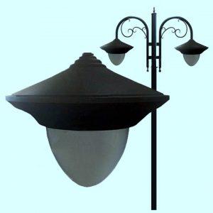 Уличные светильники на столб 2861