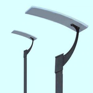 Уличные светильники на столб 3096