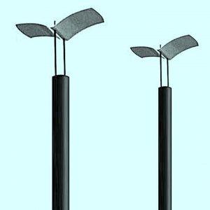 Уличные светильники на столб 3145