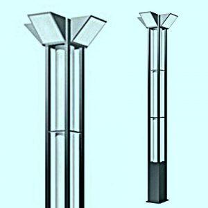 Уличные светильники на столб 3414