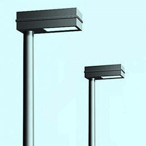 Уличные светильники на столб 3475