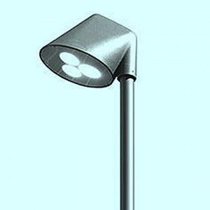 Уличные светильники на столб 3715