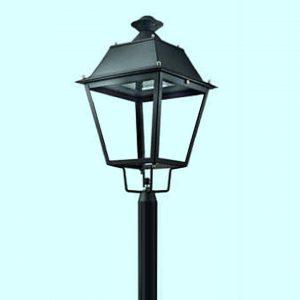 Уличные светильники на столб 3780