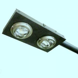 Уличные светильники на столб 3817, 3818, 3819, 3820