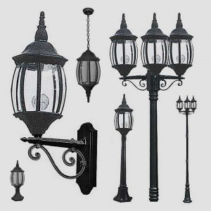 Уличные светодиодные фонари 1060