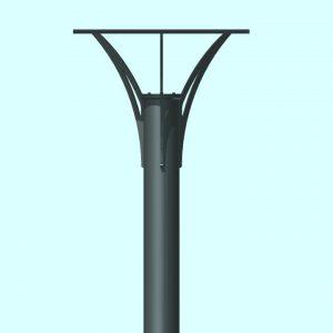 Уличные светодиодные фонари 3851