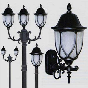 Уличные светильники с датчиком движения 1160