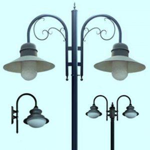 Уличные светильники с датчиком движения 1500, 2342