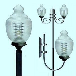 Уличные светильники с датчиком движения 2338, 2423