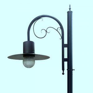 Уличные светильники с датчиком движения 2540