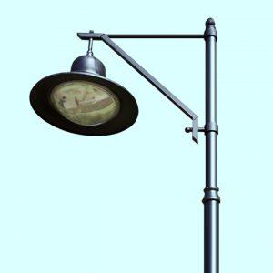 Уличные светильники с датчиком движения 2825