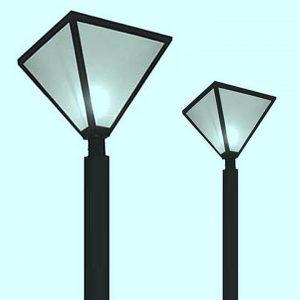 Уличные светильники с датчиком движения 3084
