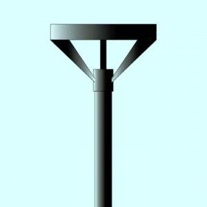 Уличные светильники с датчиком движения 3090, 3098, 4099
