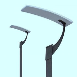 Уличные светильники с датчиком движения 3096