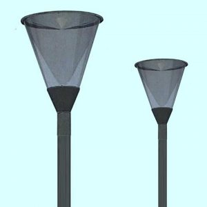 Уличные светильники с датчиком движения 3156