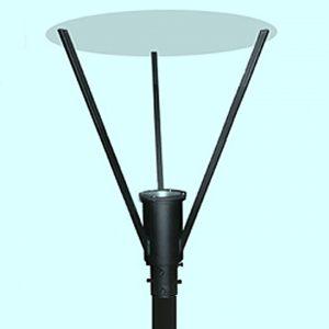 Уличные светильники с датчиком движения 3162, 3830
