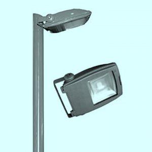 Уличные светильники с датчиком движения 3241, 3239, 4240