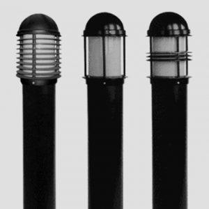 Уличные светильники с датчиком движения 4034, 4065, 4066, 4035, 4067, 4068, 4070, 5069