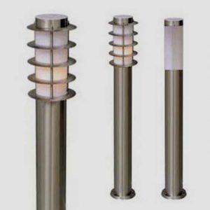 Уличные светильники с датчиком движения 4147, 4148, 4149, 4150, 4151, 4153