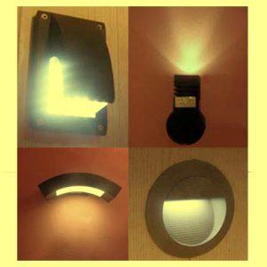 Уличные светильники с датчиком движения 5209, 5223, 5224, 5235