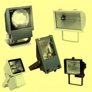 Уличные светильники с датчиком движения 5167, 5189, 5199, 5755, 5757, 5809