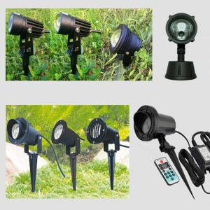 Уличные светильники с датчиком движения 4165, 4271, 4294, 4761-4765