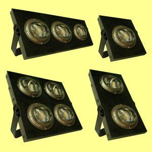 Парковые светильники 5817, 5818, 5819, 5820
